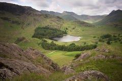Mountain top view Royalty Free Stock Photo
