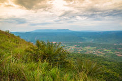 Mountain top View Royalty Free Stock Image