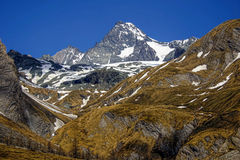 Mountain top Royalty Free Stock Images