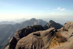 Mountain Tops Stock Photo