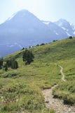 Mountain trail Royalty Free Stock Image