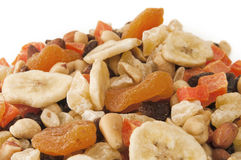 Mountain of Trail Mix Stock Images