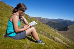 Mountain trekking Royalty Free Stock Photos