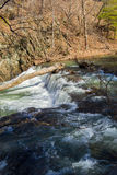 Mountain Trout Stream, Virginia Royalty Free Stock Photography