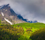 Mountain - Ushba Stock Photos