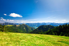 Free Mountain Vacation At The Lake In Austria Royalty Free Stock Photos - 12123098