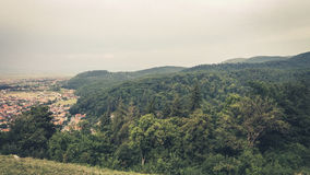 Mountain Vacation Romania royalty free stock image