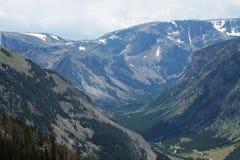 Mountain Valley Royalty Free Stock Photo