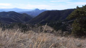 Mountain Valley Slider Side Shot stock video
