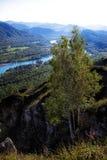 Mountain valley Royalty Free Stock Photos