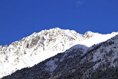Mountain in Valtellina Stock Photo