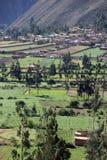 Urubamba Valley Peru. stock images