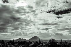 Mountain View Маврикия Стоковая Фотография