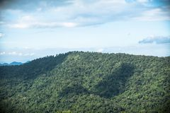 Mountain View Lizenzfreie Stockfotos
