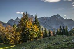 Mountain View Lizenzfreies Stockbild