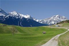 Mountain view Stock Image