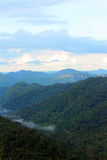 Mountain View. Mountains in Khao Yai Thailand Stock Photography