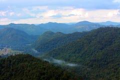 Mountain View Royalty Free Stock Image