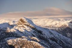 Mountain View immagini stock