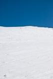Mountain View. Whilst On Ski Holiday In Mountains Stock Photo