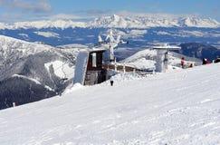 Mountain View. lizenzfreie stockbilder