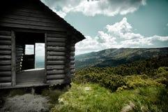 Mountain View Fotografering för Bildbyråer