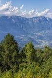 Mountain View Arkivfoto