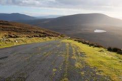 Mountain view. Royalty Free Stock Photo
