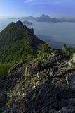 Mountain View Imagens de Stock