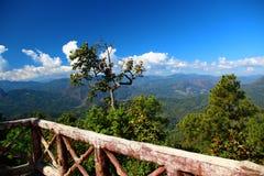 Mountain View Royalty-vrije Stock Afbeeldingen