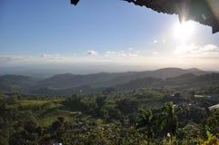 Mountain View Fotografia Stock