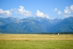 Mountain View Royalty-vrije Stock Fotografie