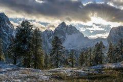 Mountain View Photos libres de droits