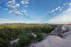 Mountain View stockbild
