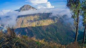 Mountain View asombroso fotografía de archivo
