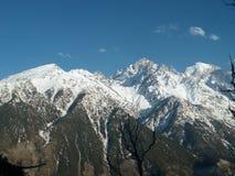 Mountain view. Best mountain view ever Stock Photos