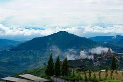 Mountain view. stock photo