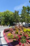 MOUNTAIN VIEW, CA, EUA - 14 de agosto de 2014: Vista exterior de Google Foto de Stock