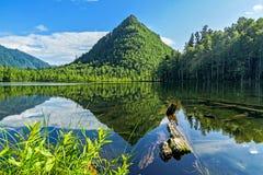 Mountain view Cap of Monomakh Royalty Free Stock Image