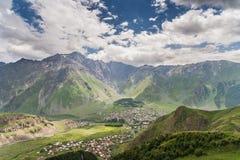 Mountain View caucasiano Fotos de Stock