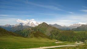 Mountain View - cenário, paisagem Fotografia de Stock