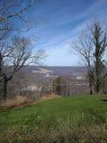 Mountain View a Chattanooga, Tennessee fotografia stock libera da diritti