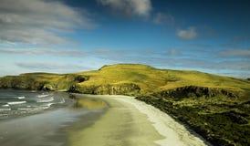 Mountain View, corrientes y lagos de Nueva Zelanda d Y fotografía de archivo libre de regalías