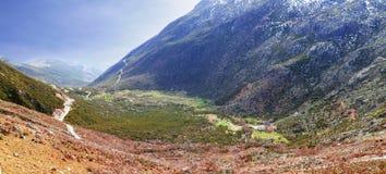 Mountain View d'Estrela Images libres de droits