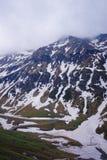 Mountain View d'haute altitude Photos libres de droits