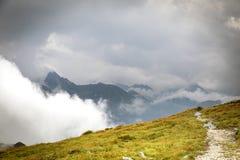 Mountain View de› de GrzeÅ Images stock