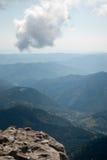 Mountain View de Ceahlau Imagen de archivo