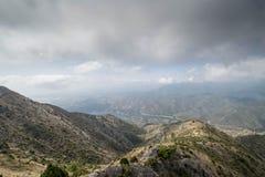 Mountain View de Marbella Fotografía de archivo