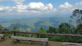 Mountain View de Nan Foto de Stock