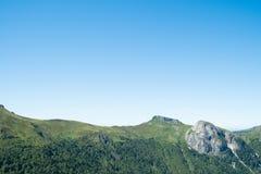 Mountain View de Puy Mary France Fotos de Stock